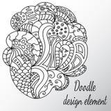Στοιχείο Doodle Στοκ φωτογραφίες με δικαίωμα ελεύθερης χρήσης