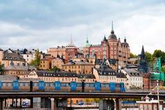 Στοκχόλμη Σουηδία Στοκ Φωτογραφίες