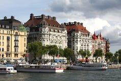 Στοκχόλμη, Σουηδία Στοκ Εικόνες