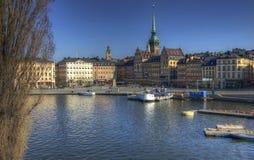 Στοκχόλμη Στοκ Φωτογραφία