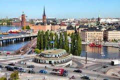 Στοκχόλμη Στοκ Εικόνες