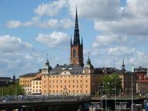 Στοκχόλμη Στοκ φωτογραφία με δικαίωμα ελεύθερης χρήσης