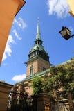 Στοκχόλμη, έτος 2011 Στοκ εικόνα με δικαίωμα ελεύθερης χρήσης