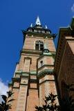 Στοκχόλμη, Σουηδία, Tyska kyrkan Στοκ Εικόνες