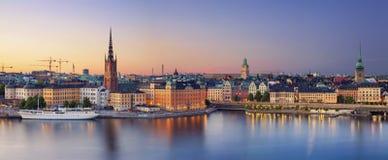 Στοκχόλμη Στοκ εικόνες με δικαίωμα ελεύθερης χρήσης