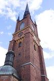 Στοκχόλμη Riddarholmskyrkan Στοκ Εικόνες