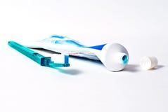 στοματικά εργαλεία πρωι&n Στοκ φωτογραφία με δικαίωμα ελεύθερης χρήσης