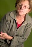 στομαχόπονος Στοκ φωτογραφίες με δικαίωμα ελεύθερης χρήσης
