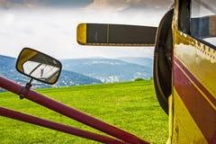 Στον αερολιμένα, Στοκ Φωτογραφίες