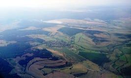 Στον ουρανό πέρα από τη Βουλγαρία στοκ φωτογραφία με δικαίωμα ελεύθερης χρήσης