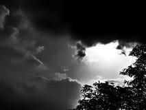 Στον ουρανό στοκ εικόνες