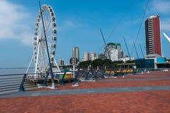 Στον περίπατο του Guayaquil Στοκ Εικόνες