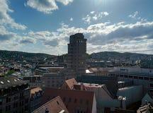 Στουτγάρδη Στοκ φωτογραφία με δικαίωμα ελεύθερης χρήσης