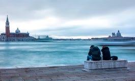 Στοχαστική συνεδρίαση ζευγών Στοκ φωτογραφίες με δικαίωμα ελεύθερης χρήσης