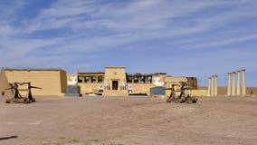 Στούντιο ατλάντων, Ouarzazate στοκ φωτογραφίες με δικαίωμα ελεύθερης χρήσης
