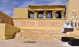 Στούντιο ατλάντων, Ouarzazate στοκ φωτογραφία