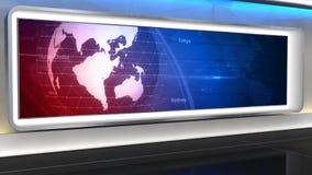 Στούντιο ειδήσεων 99C4 (ώθηση) ελεύθερη απεικόνιση δικαιώματος