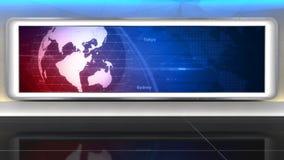 Στούντιο ειδήσεων 99C5 (ώθηση) διανυσματική απεικόνιση