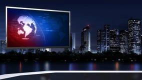 Στούντιο ειδήσεων 99C1 (shift_right) διανυσματική απεικόνιση
