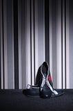 στούντιο παπουτσιών teens Στοκ Εικόνες