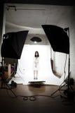 Στούντιο σοφιτών Στοκ φωτογραφίες με δικαίωμα ελεύθερης χρήσης