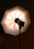 στούντιο φωτισμού Στοκ φωτογραφία με δικαίωμα ελεύθερης χρήσης