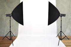 στούντιο Στοκ φωτογραφία με δικαίωμα ελεύθερης χρήσης