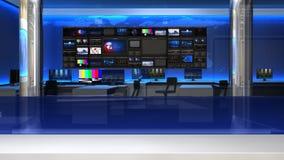 Στούντιο 101C1 ειδήσεων (ώθηση)