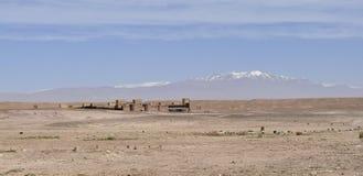 Στούντιο Ouarzazate 20.2012 ατλάντων Απριλίου στοκ φωτογραφία με δικαίωμα ελεύθερης χρήσης
