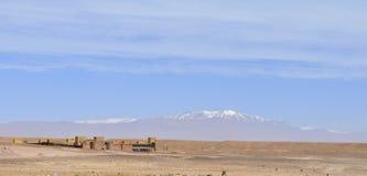 Στούντιο Ouarzazate, 20.2012 ατλάντων Απριλίου στοκ φωτογραφίες με δικαίωμα ελεύθερης χρήσης