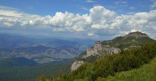 Στο βουνό στοκ φωτογραφία με δικαίωμα ελεύθερης χρήσης