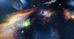 Στο γαλαξία 01 ελεύθερη απεικόνιση δικαιώματος