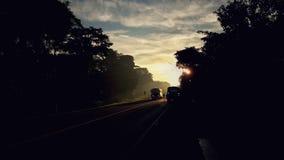 Στο δρόμο στοκ φωτογραφία με δικαίωμα ελεύθερης χρήσης