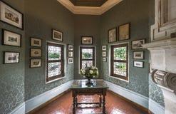 Στο κάστρο Chenonceau Στοκ φωτογραφίες με δικαίωμα ελεύθερης χρήσης