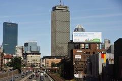 Στο κέντρο της πόλης Βοστώνη, μΑ Στοκ Εικόνα