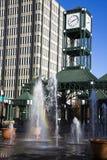 στο κέντρο της πόλης πύργο&sig Στοκ Φωτογραφίες