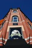 στο κέντρο της πόλης johnson Tennessee πό&lambda Στοκ φωτογραφίες με δικαίωμα ελεύθερης χρήσης