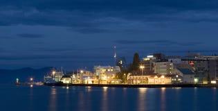 στο κέντρο της πόλης molde Στοκ φωτογραφία με δικαίωμα ελεύθερης χρήσης
