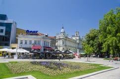Στο κέντρο της πόλης Ruse Στοκ Φωτογραφίες
