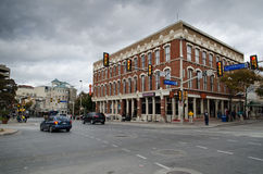 Στο κέντρο της πόλης San Antonio Τέξας Στοκ εικόνα με δικαίωμα ελεύθερης χρήσης