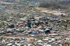 στο κέντρο της πόλης Tucson στοκ εικόνες με δικαίωμα ελεύθερης χρήσης