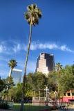 στο κέντρο της πόλης Tucson Στοκ φωτογραφία με δικαίωμα ελεύθερης χρήσης