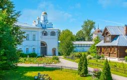 Στο μοναστήρι του Σούζνταλ Pokrovsky Στοκ Φωτογραφίες