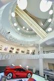 Στο μουσείο της BMW Στοκ Εικόνες