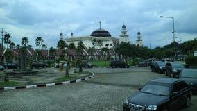 Στο μουσουλμανικό τέμενος κασσίτερου στοκ φωτογραφία