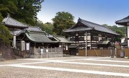 Στο ναό Narita-SAN σύνθετο στοκ εικόνες με δικαίωμα ελεύθερης χρήσης