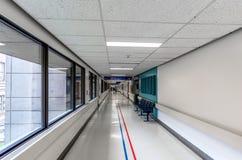 Στο νοσοκομείο Στοκ φωτογραφία με δικαίωμα ελεύθερης χρήσης