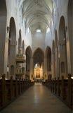 Στο λουθηρανικό καθεδρικό ναό του Τουρκού Φινλανδία Στοκ φωτογραφία με δικαίωμα ελεύθερης χρήσης