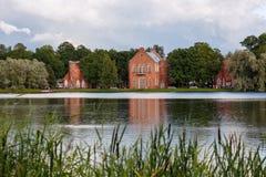 Στο πάρκο της Catherine, Pushkin, Tsarskoe Selo Στοκ φωτογραφία με δικαίωμα ελεύθερης χρήσης