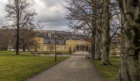 Στο παλαιό πάρκο Στοκ εικόνα με δικαίωμα ελεύθερης χρήσης